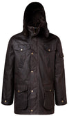 Mountain Horse Oilskin Oak Mens Jacket