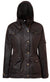 Mountain Horse Oilskin Oak Ladies Jacket