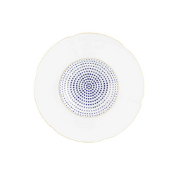 Assiette creuse Constellation D'or