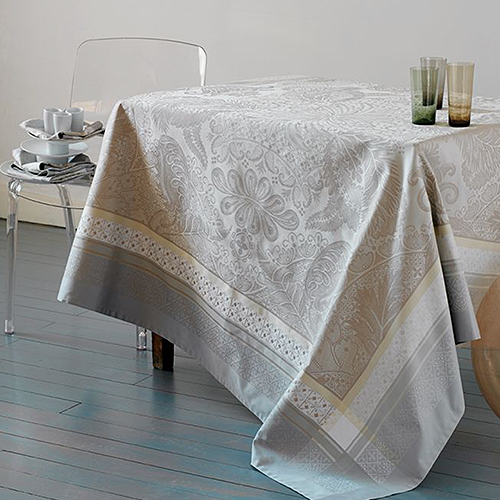 Nappe Isaphire platine