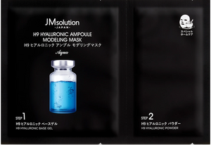 JM Solution Modeling Mask Hyaluronic Aqua