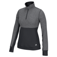 Adidas Womens 1/2 Zip Twist