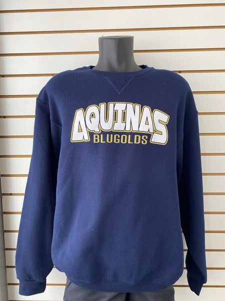 Aquinas Fleece Crew