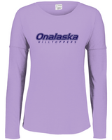 Onalaska Women's Triblend Long Sleeve