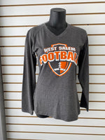 West Salem Women's Football Long Sleeve