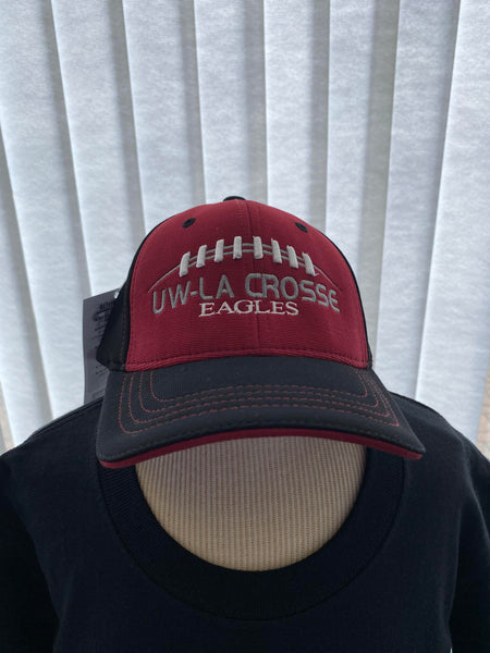 UWL Eagles Football Thread Cap
