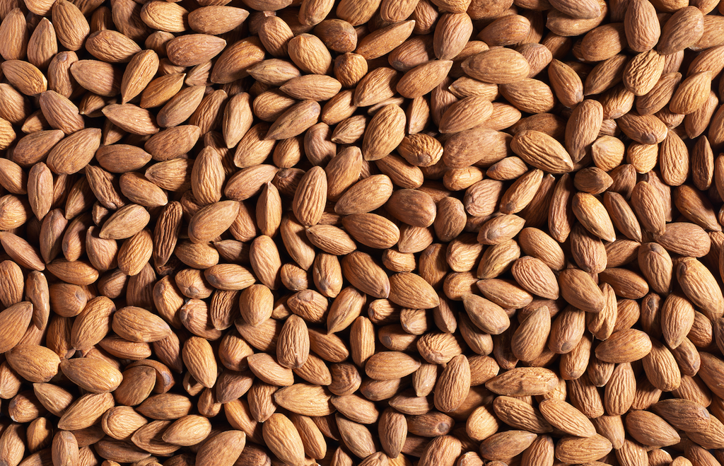 When it comes to almonds, why is seven a magic number?