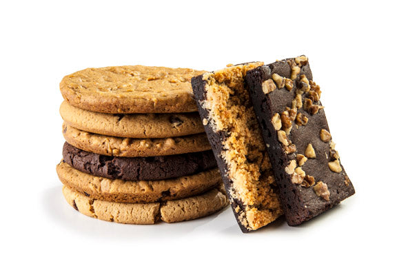 Vegan Cookie & Brownie Variety Pack