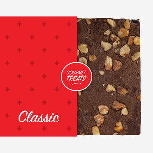 Classic Brownies - Walnuts (Box of 12)