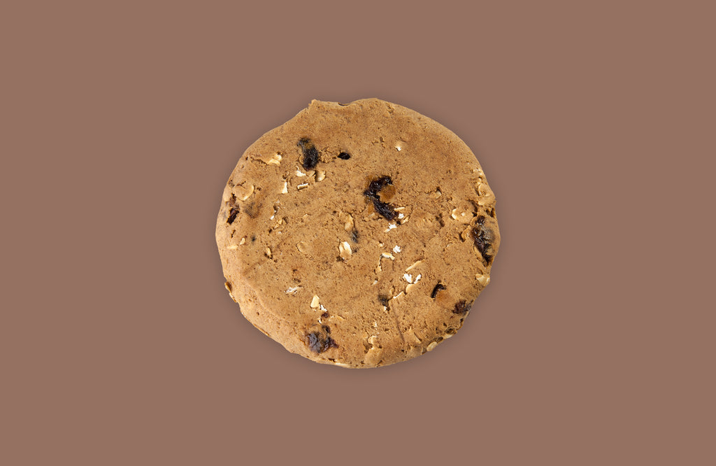 Protein Vegan Oatmeal Raisin