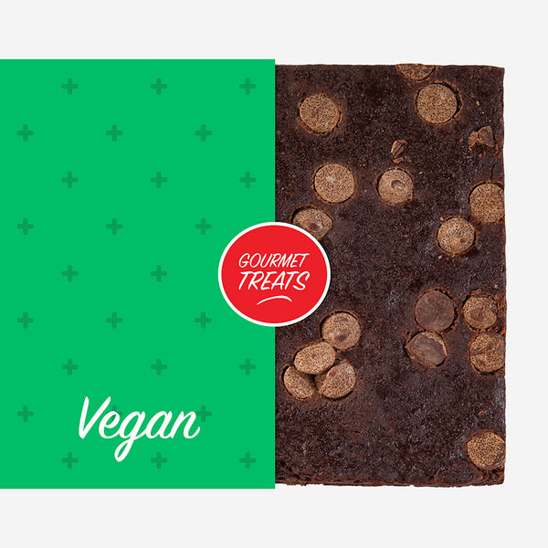 Chocolate Brownie w/ Chocolate Chip - Vegan