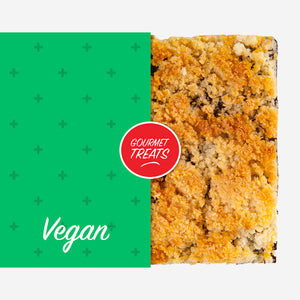 Chocolate Coconut Brownie - Vegan (Box of 12)
