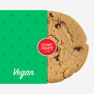 Peanut Butter Chocolate Chip - Vegan (Box of 12)
