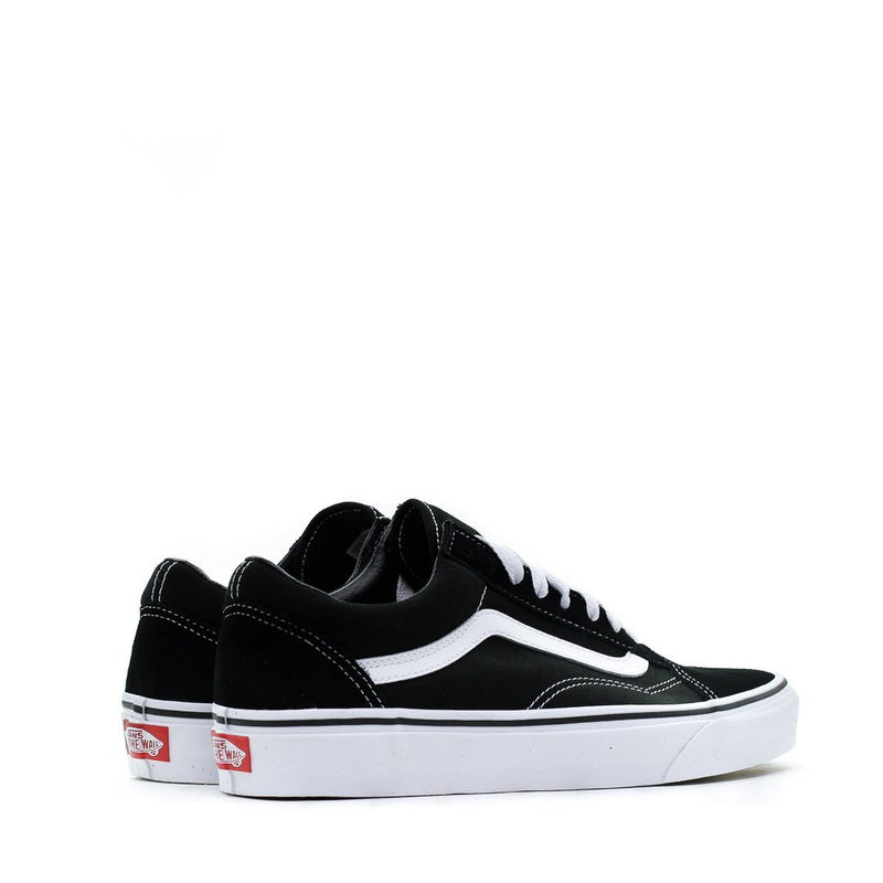 Black & White Old Skool Shoes