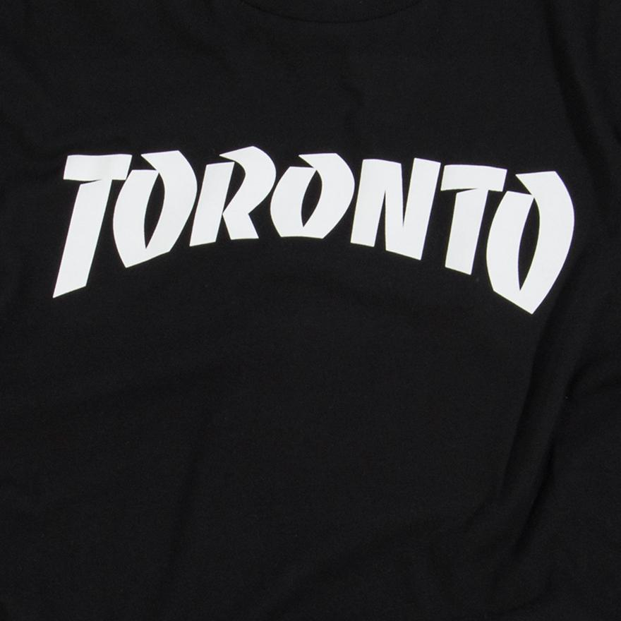 Black New Toronto T-shirt