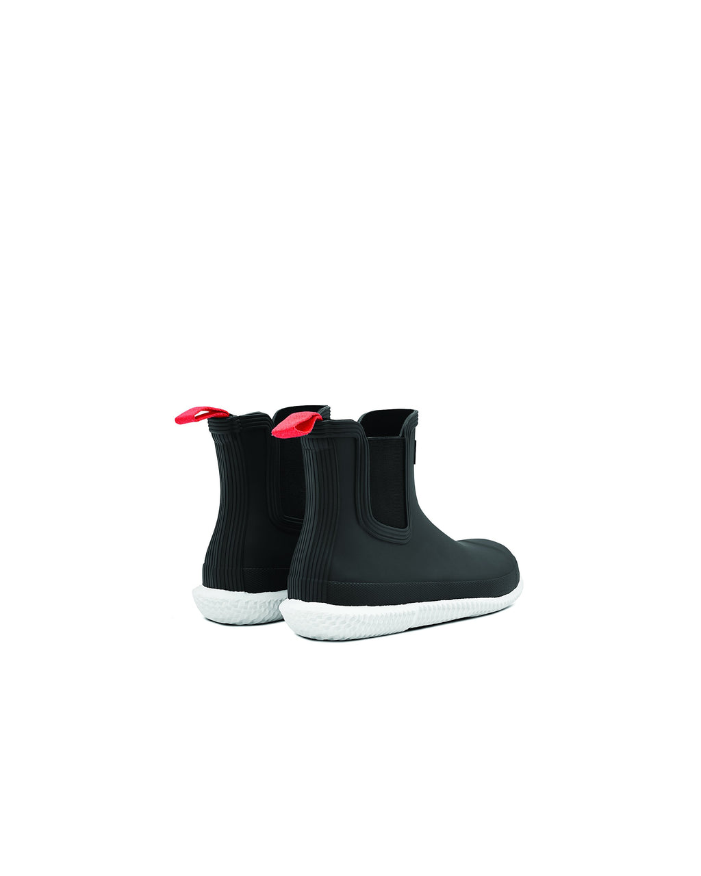 Black & White Original Calendar Sole Chelsea Boots