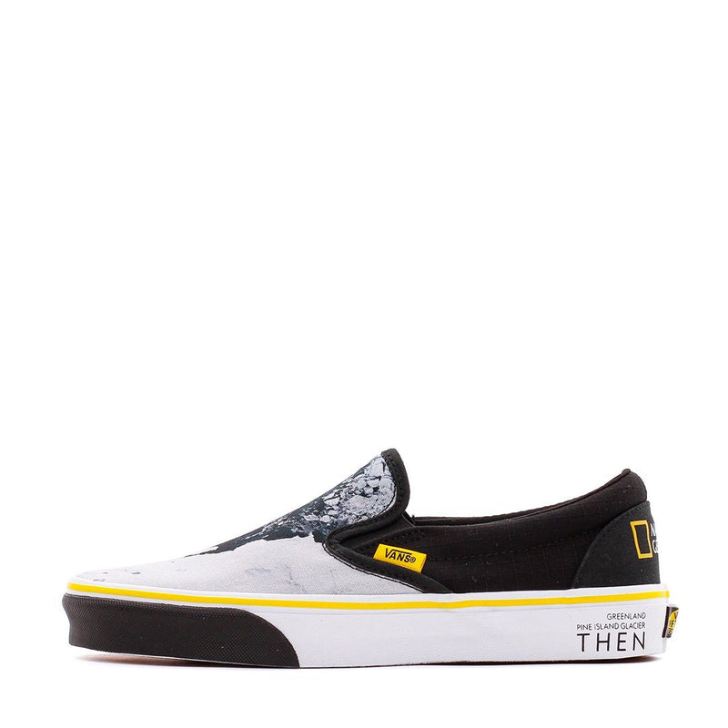 Multicolor UA National Geographic Classic Slip On