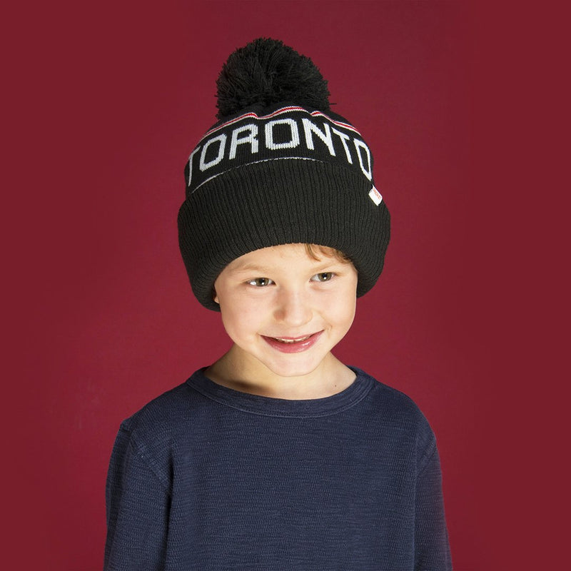 Toronto Canadiana Kids Toque