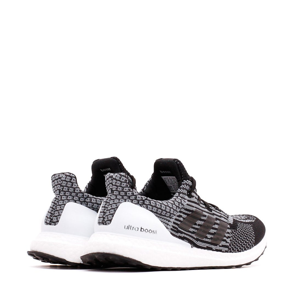 Black & Grey Ultraboost 5.0 Uncaged DNA Running Shoes
