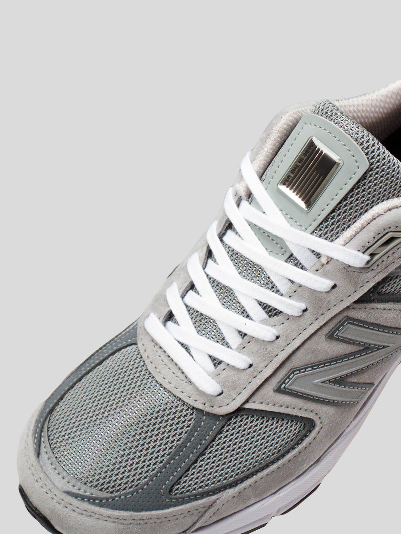 Grey W990V5 Sports Sneakers