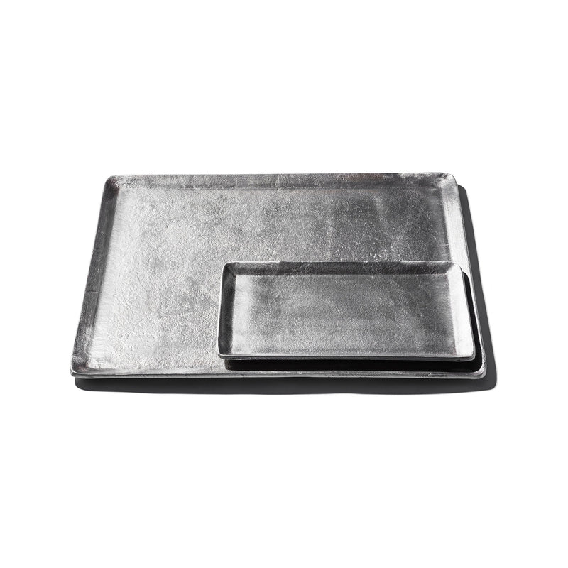 Small Aluminum Tray