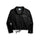 Black Cropped Coaches Jacket thumbnail 1
