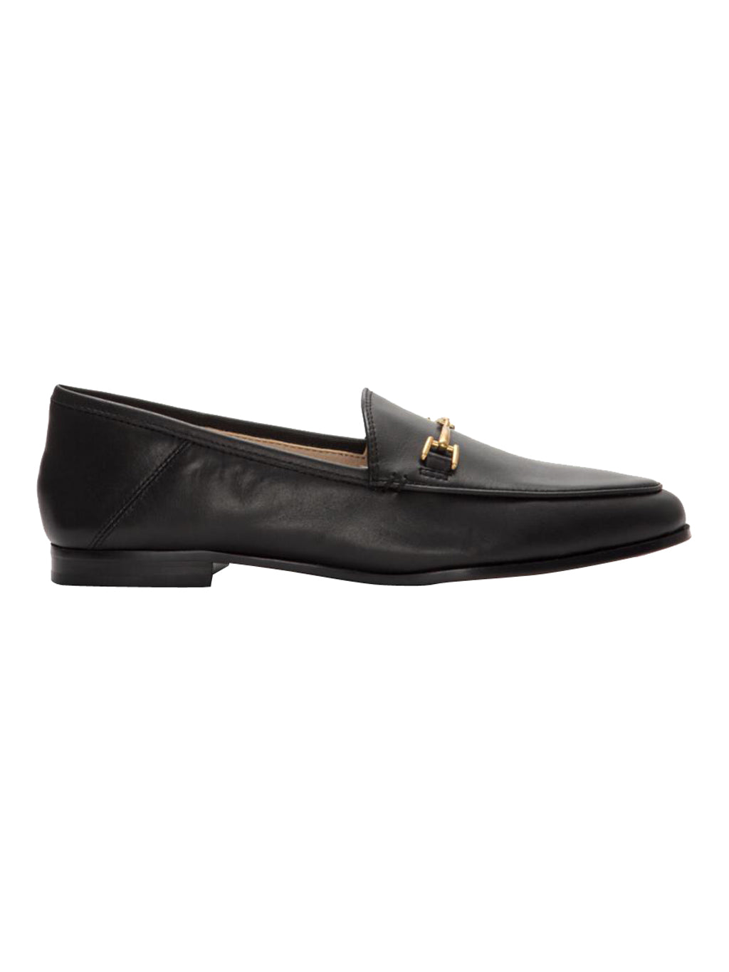 Black Loraine Loafers