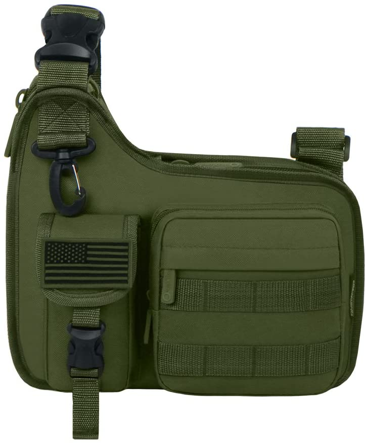 Men's Tactical Sling Bag