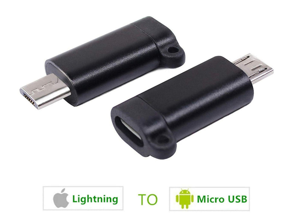 Micro USB Conversion Adapter for Android / iPhone
