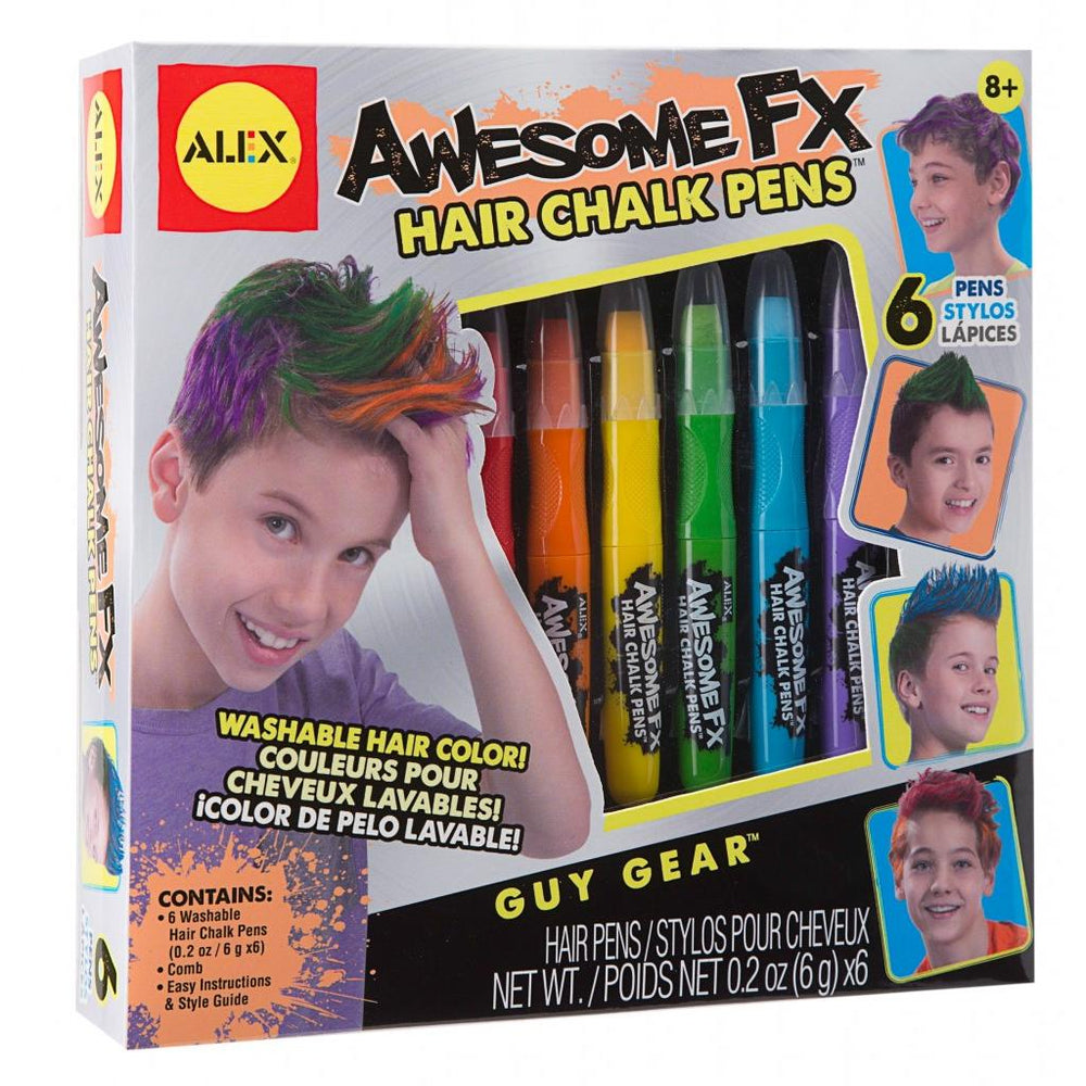 Awesome FX Hair Chalk