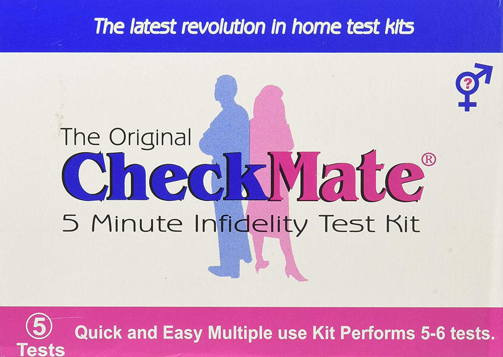 CheckMate 5 Minute Infidelity Test
