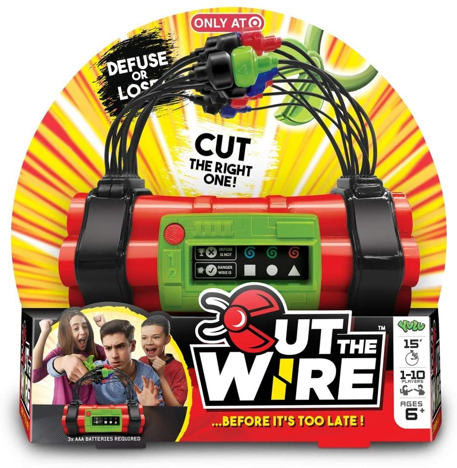 Cut the Wire Game