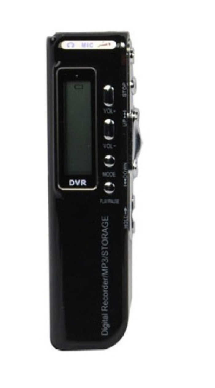 Digital Voice Activated Recorder [576 Hours Storage]