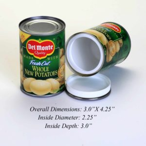 Diversion Safe - Del Monte Potatos