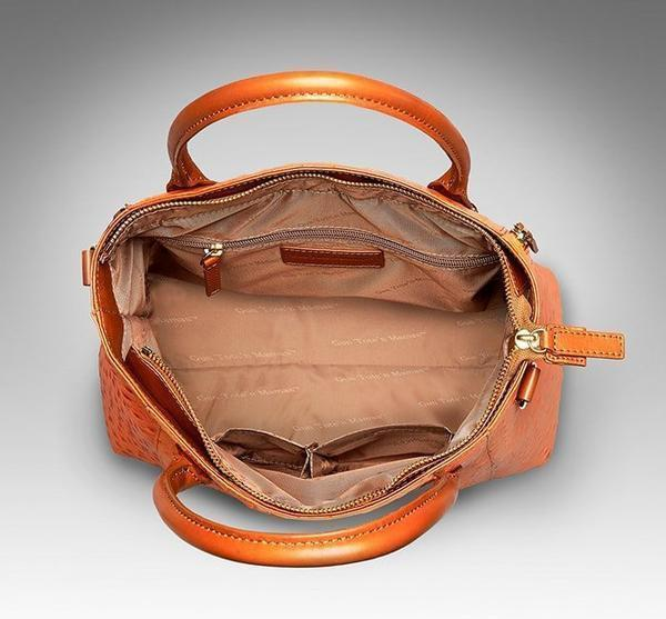 Blue and Tan Town Gun Concealment Tote
