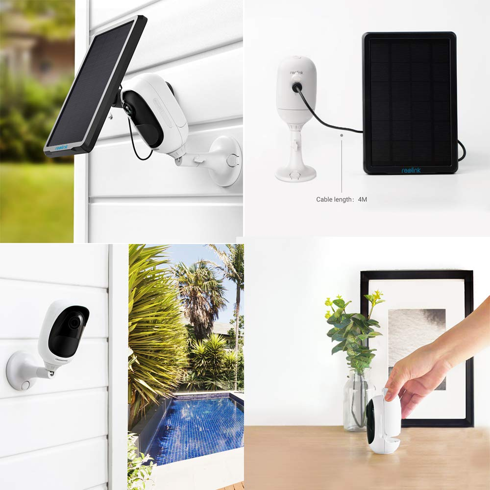 HD Weatherproof Wireless Indoor / Outdoor Camera