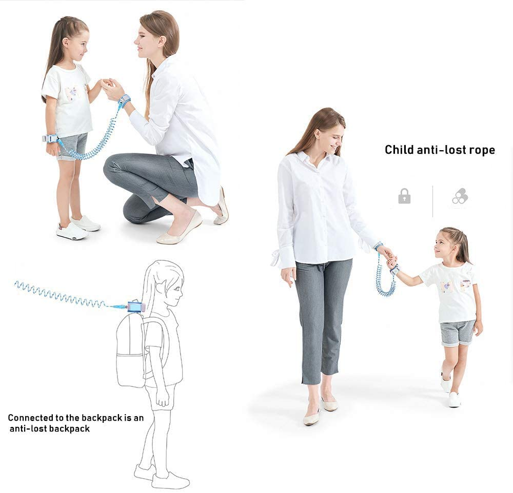Child's Security  Wrist Link