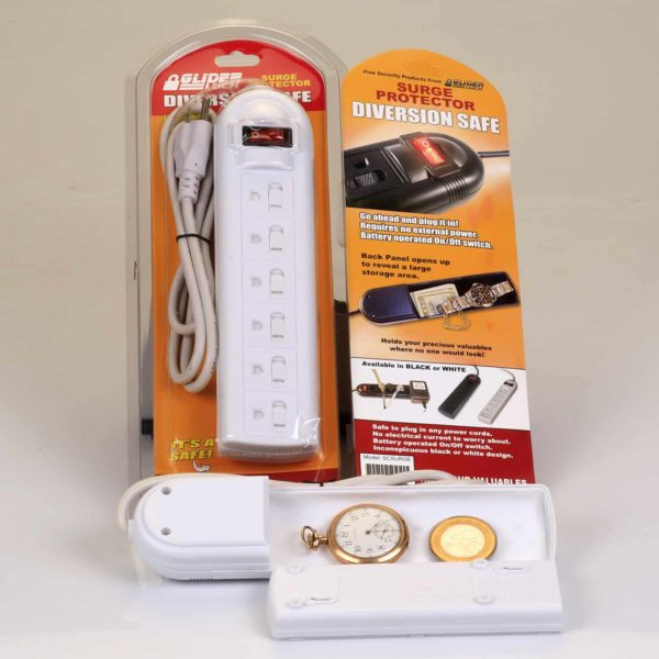Diversion Safe - Surge Protector Safe