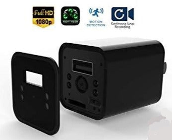 USB Charger Camera / DVR (with Night Vision)