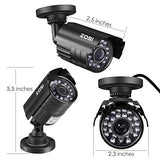 Wireless Simulated Bullet Security Camera (Indoor / Outdoor)