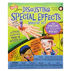 Disgusting Special Effects Make-Up Kit