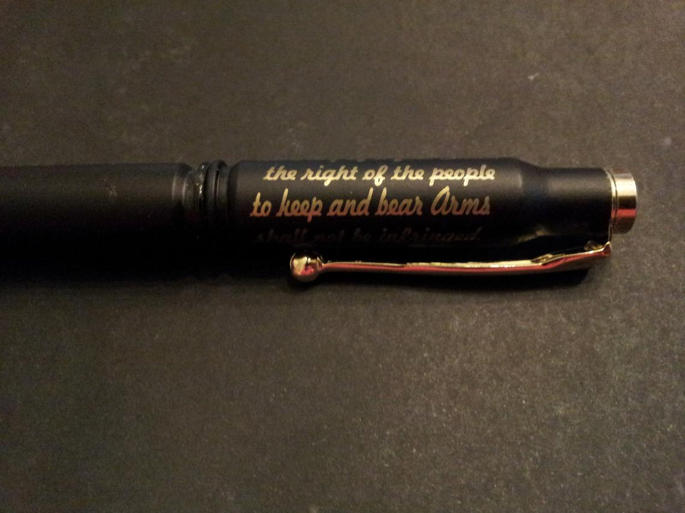 2ND AMENDMENT 308 Caliber Bullet Pen