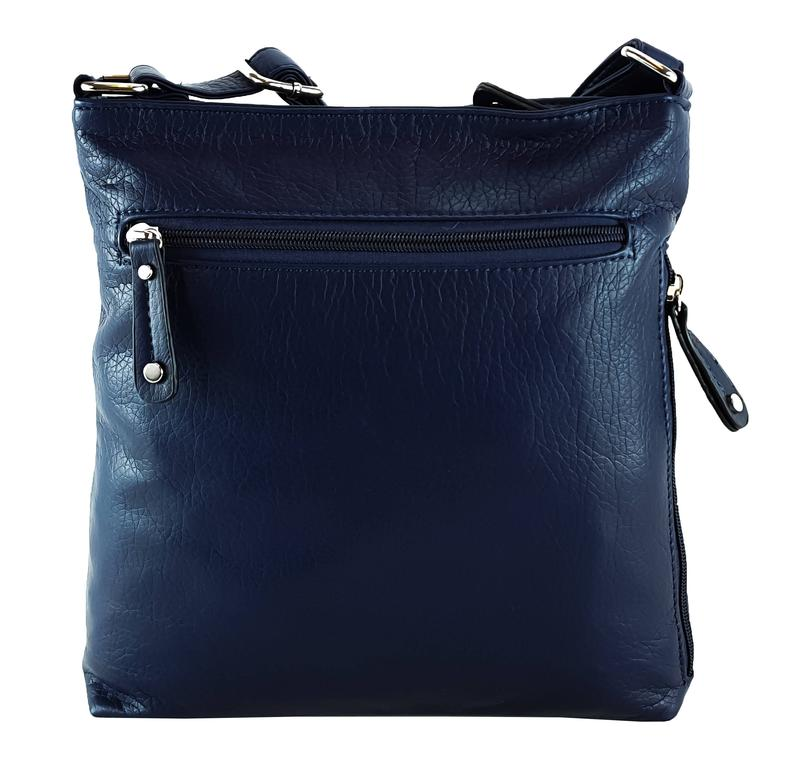 The Colt Concealed Carry Crossbody Handbag