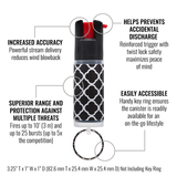 Designer Pepper Spray [Variety of Designs Available]