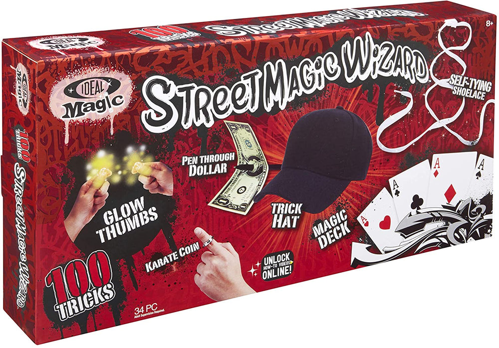 Street Magic Wizard
