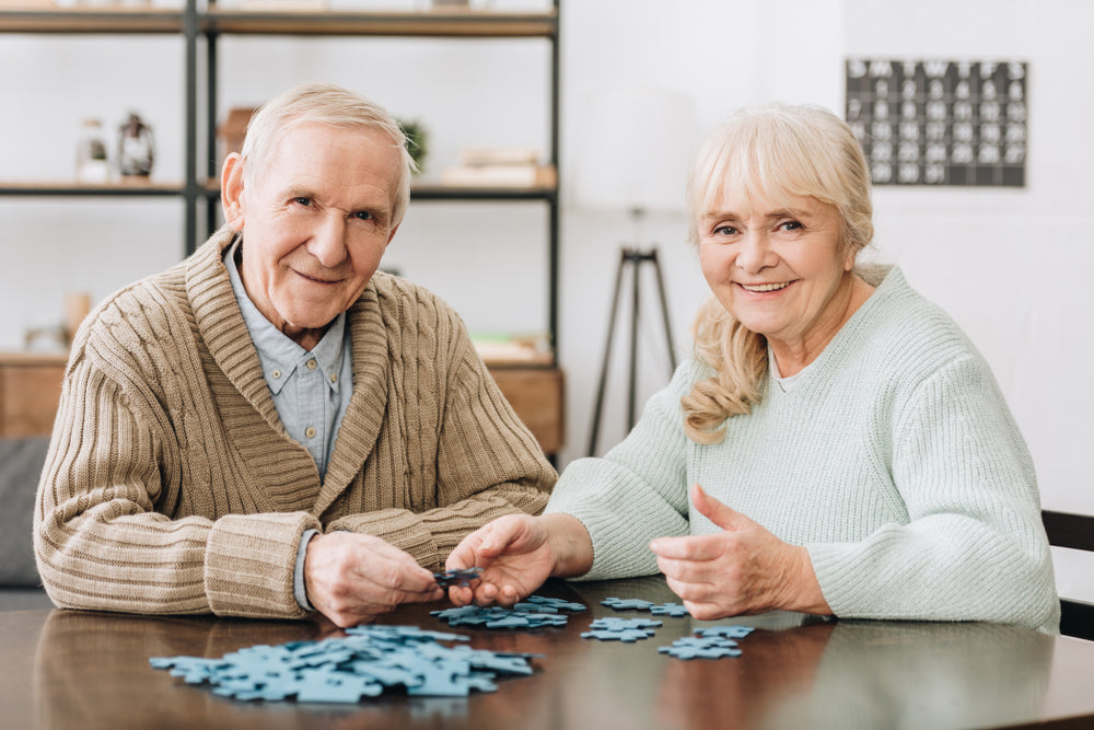 Top 6 Activities for Seniors to do at Home