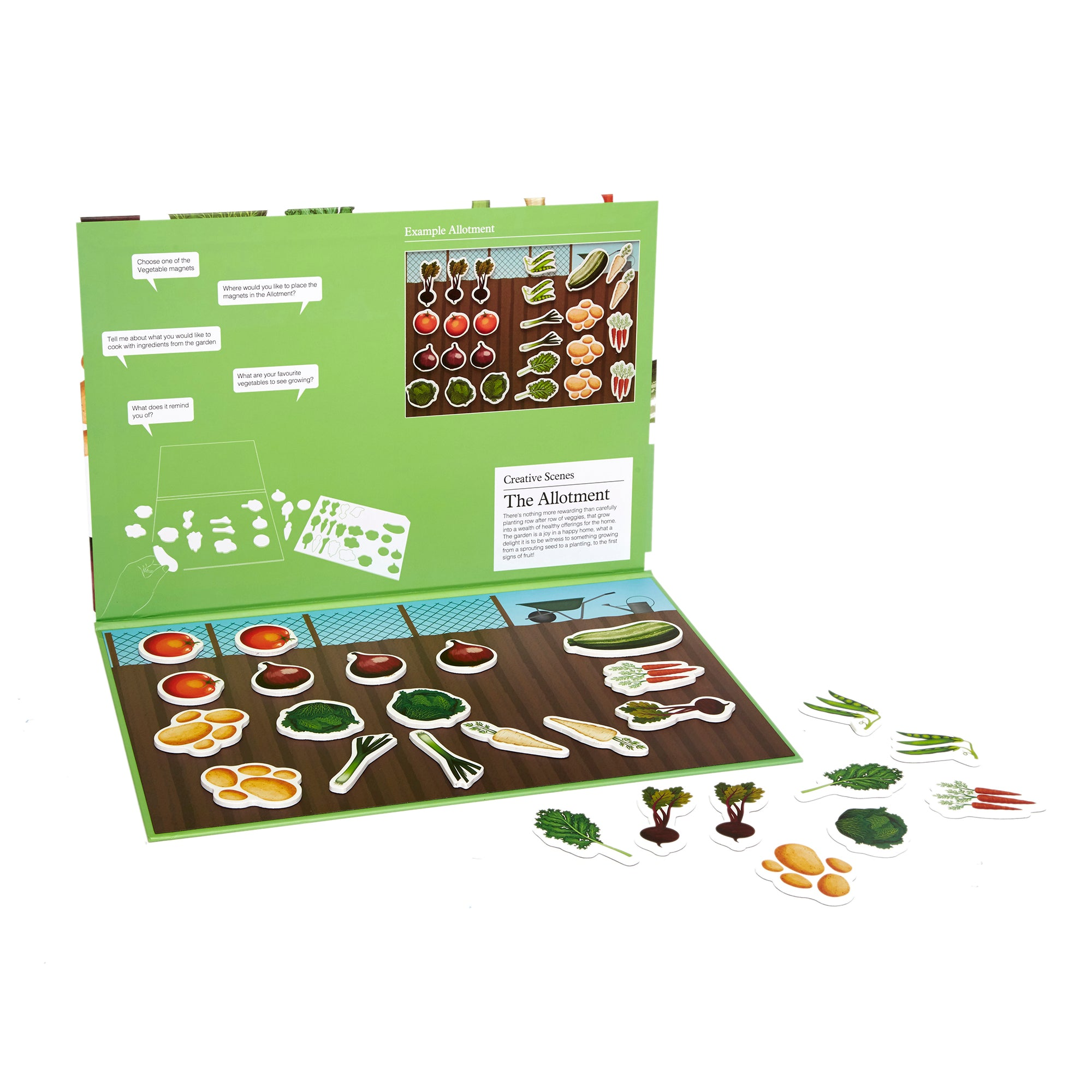 Magnetic Creative Scene  - The Allotment