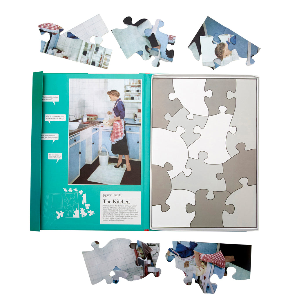 Jigsaw Puzzle 13 Piece - The Kitchen