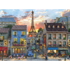 Jigsaw Puzzle 3000 Piece- Streets of Paris