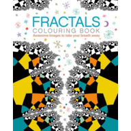 Fractals Colouring In Book